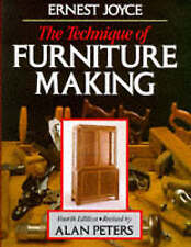 (Good)-The Technique of Furniture Making (Hardcover)-Ernest Joyce-071344407X