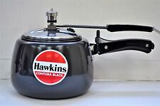 NEW Hawkins CB30 Hard Anodized Pressure Cooker, 3 Liter Contura Black small