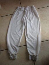 legging blanc 10 ans