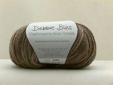 Debbie Bliss Cashmerino Aran Tonals x 50g ~ Choose Colour