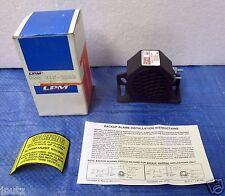 ECCO Backup Alarm Model 580, 87dB(A) 12-80 Volts NIB!!!