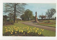 Gravesend Gordon Gardens Kent 1964 Postcard 384b