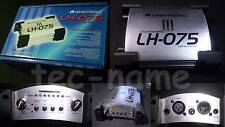 OMNITRONIC LH-O75 Mono Microphone Tube preamplifier with Limiter