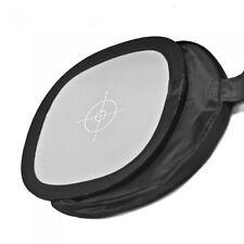 "12"" Balance Grey Card Double Face Light Reflector 18% Gray + White UK Seller"