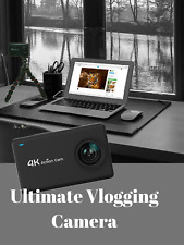 Ultimate Vlogging Webcam 4k USB 2.0 Gecko Action