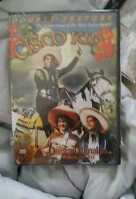 The Cisco Kid - Double Feature #2 (DVD, 2003)