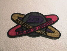 LIFELINE OF LOGISTICS DISTRIBUTION TRACTOR TRAILER SEMI RIG TRUCK DRIVER PATCH