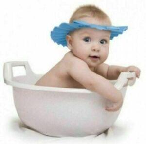 Baby Kinder Badeschutz Duschhaube Schutz der Augen beim baden bis 6 Jahre