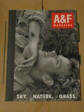 Abercrombie & Fitch A&F Magazine First Issue Fall 2004