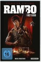 RAMBO-FIRST BLOOD/DIGITAL REMASTERED - STALLONE,SYLVESTER/CRENNA,R.  DVD NEU