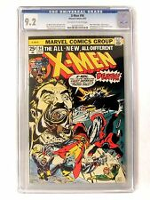 Marvel Comics X-Men #94 (1975) Key 1st New Team Title CGC 9.2 Graded Book BP491
