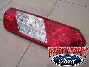 15 thru 20 Transit OEM Ford Tail Lamp Light Passenger RH SRW Single Rear Wheel