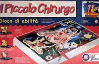 """PICCOLO CHIRURGO-GIOCO DI ABILITA' ELETTRICO-FUNZIONA C/2 PILE """"AA"""" NON INCLUSE"""
