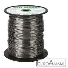 AKO Weidezaundraht Aluminium - 2,0mm - 400m - Aludraht Weidedraht Aluminiumdraht