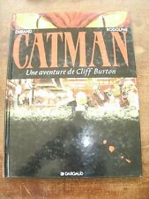 CLIFF BURTON Catman BD