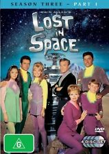 Lost In Space : Season 3 : Part 1 (DVD, 2006, 4-Disc Set) June Lockhart