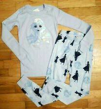 NWT Hanna Andersson Disney FROZEN 2  ELSA ORGANIC PAJAMAS 140 10 SOLD OUT!!