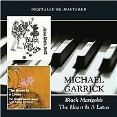 Michael Garrick - Black Marigolds/The Heart Is a Lotus (2013) 2CD NEW SPEEDYPOST
