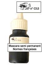 Mascara semi permanent Up n'cils 10ml normes françaises