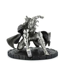 Marvel Collection Pewter Limited Edition Thor God of Thunder Statue FBA Gift