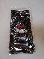 Charlotte Checkers AHL Hockey Season Ticket Holder Scarf New in Plastic