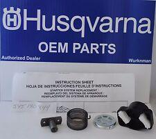 Husqvarna OEM 545180844  Recoil Starter Dog Spring Kit for  124C 125c 125L