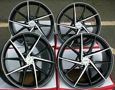 """18"""" alloy wheels Fit for Mitsubishi 3000 gto eclipse lancer Ayr 03 VF bp"""