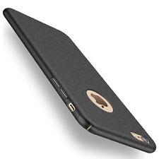 para Apple iPhone 5S SE 6 6S 7 Plus Ultra Fino De lujo Mate
