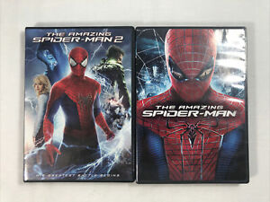 The Amazing Spider-Man 1 & 2