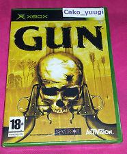 Gun pour Console Xbox PAL FR
