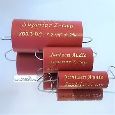 Jantzen Z-Superior Cap All Tube, 0,10 µF, 1200 VDC