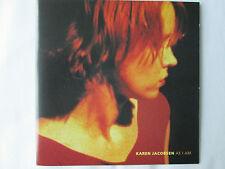 Karen Jacobsen - As I Am (2000)  CD  SPEEDYPOST