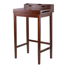 Stand Up Computer Desk Writing Desks For Small Spaces Drafting Table Flip Top