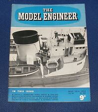 THE MODEL ENGINEER 20TH MAY 1954 VOLUME 110 NUMBER 2765 - EXTERNAL LAPPING
