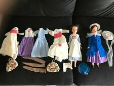 Vintage Horsman Mary Poppins~2 dolls + accessories