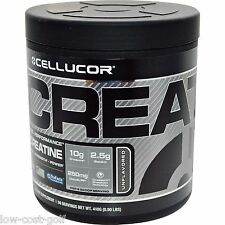 Cellucor COR PERFORMANCE Creatine Muscle Mass Strength Recovery 50 serv UNFLAV