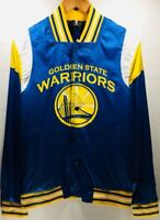 Golden State Warriors Windbreaker Warm-Up Button Light Jacket  XX-Large $150 XXL
