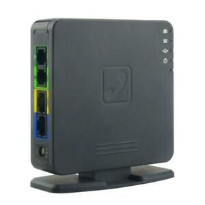 SPA3102 v2 Voice SIP IP Gateway Voip Phone Router 1FXO Telefone Server System