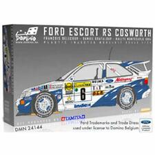 TAMIYA 1/24 CARS FORD ESCORT RC COSWORTH WRC'94 Rally car model kit