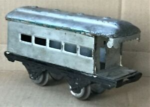 American Flyer Four Wheel Observation Car from 1927-28, For Parts or repair