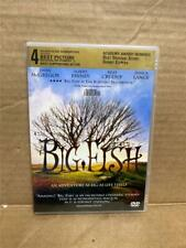 Big Fish (Dvd, 2003), Ewan McGregor, Albert Finney, Jessica Lange