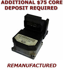 REMAN 2001 2002 Crown Victoria ABS Pump Control Module WITH TRACTION >EXCHANGE<