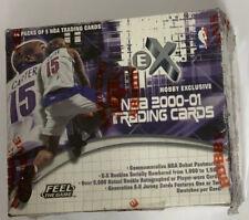 2000-01 Fleer Skybox EX Basketball Hobby Box Factory Sealed 24 Pack HTF