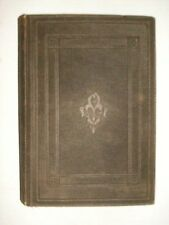 1859 HEALTH AND DISEASE - A BOOK FOR THE PEOPLE.  by Dr. W.W. Hall