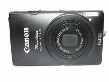 Canon PowerShot ELPH 110 HS 16.1 MP CMOS  Wide-Angle Digital Camera Black