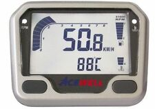 Acewell 3254 Digital Salpicadero Speedo Relojes KIT COCHE QUAD MOTOS 12 or 24v