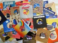 "7"" Record Company Sleeves . 25 for $9.99 FREE Shipping . Various Years All Diff"