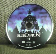 Blue Exorcist Vol. 1 DVD Region 1