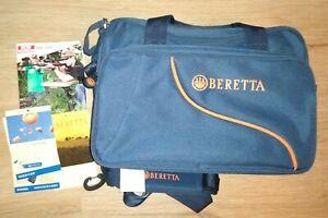 New Beretta Cartridge Case Blue Btx 57 Bag Golf Towel