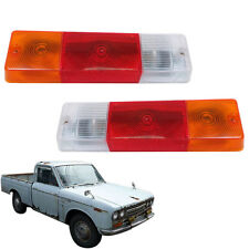 1965-1972 Nissan J13 Dutsun 520 521 Tail Lamp Light 1500 Cc Pickup Truck Pair
